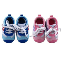 Tenis Recem Nascido - Azul - Bebe
