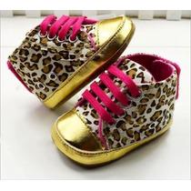 Sapato Tênis Bebê Meninas Criança