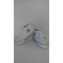 Tênis Para Bebê Tipo All Star - Baby Shoes