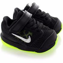Tenis Nike Kids Fusion Run 4 Original Importado Bebê Menino.