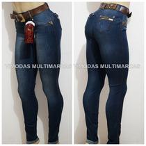 Calça Jeans Pit Bull Com Bojo Aumenta E O Modela Bumbum !!!