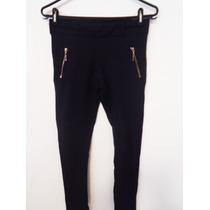 Legging K2b Com Zipper