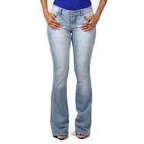 Calça Jeans Flare Planet Girls