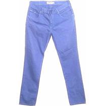 Calça Jeans Opção Colors Azul Masculino T.46 - Saldo 50% Off
