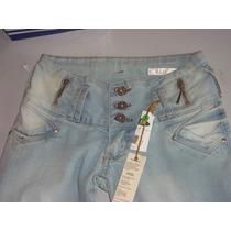 Calça Jeans R.i.19 Modelo 47176 - Pronta Entrega
