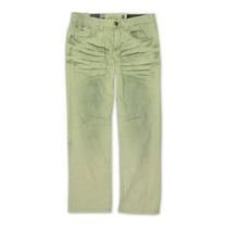 Marc Ecko Mens Tingidos Jeans Perna Reta