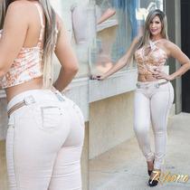 Calça Rhero Jeans Estilo Pit Bull Levanta E Modela Bumbum!!!