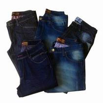 Kit 5 Calça Jeans Masculina Skinny Lote Frete Grátis Atacado
