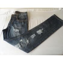 Calça Jeans Blue Steel Modelo Destrower Mas.tam.38.como Nova