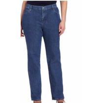 Lee Relaxed Fit Calça Jeans 22w Eua Feminina Tamanho 54 Br