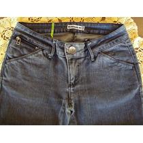 Linda Calça Feminina Modelo Skinny Em Jeans Com Lycra Khelf