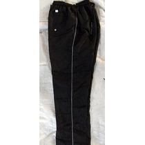 Calça Tactel Com 3 Bolsos Cordão Ajustador Veste Até N:52