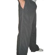 Calça Em Tectell Unissex/com Cordão/regula Cintura/ 3 Bolsos