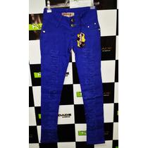 Calça Jeans Feminina Destroyer - Lançamento - Preço Especial