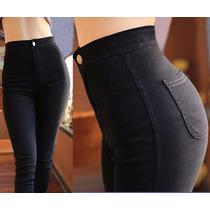 Calça Feminina Customizada Importada Dos Usa Original Skinny