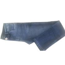 Calça Masculina Jeans Com Elastano Tamanho 44
