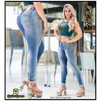 Calça Pit Bull Jeans Levanta Bumbum Com Frete Grátis!