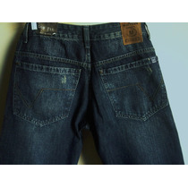 Calça Jeans M.officer Masculina Nova Coleção Tm 42 - Low Fit