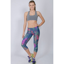 Calça Legging - Oasis Estampa Colorida