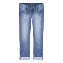 Calça Jeans Infantil Hering Kids Skinny C59d2vjly Original