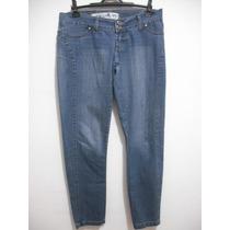 Calça Jeans Feminina Bivik Tam 44 Bom Estado