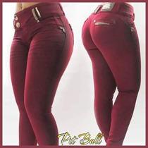 Cigarret Pit Bull Jeans Original, Levanta Bumbum Com Bojo