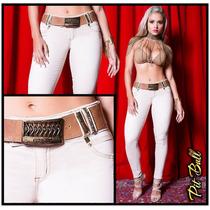 Calça Pit Bull Pitbull Jeans Levanta E Modela Bumbum !!!
