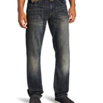Lee Vintage Slim Calça Jeans Tam 46 Masculina Mack 36x34