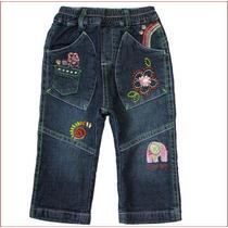 Calça Jeans Meninas Crianças - Pronta Entrega Promoção