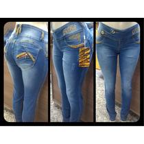 Pitbull Jeans Levanta E Modela Bumbum