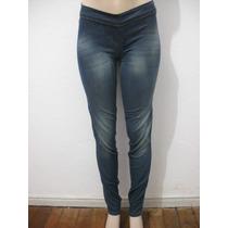 Calça Tipo Leg Jeans Hering Tam P (36) Usado Bom Estado