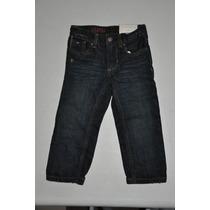 Calça Jeans Infantil Tommy Hilfiger -original Pronta Entrega