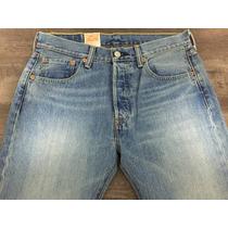 Levis Calça Jeans Modelo 501 W30 L34 - 5012058