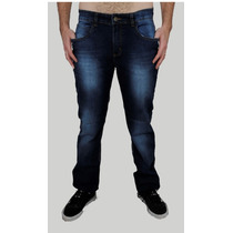 Calça Jeans Masculina - Básica