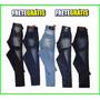 Kit Atacado 10 Calças Jeans Masculina Slim Fit Revenda 49,90