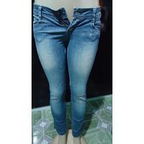 Calça Jeans Hering - Tamanho 38 - Frete Grátis - Lycra