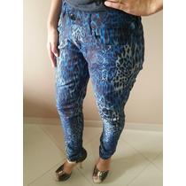 Calça Jeans Skinny Tng Onça Blue - Oportunidade!