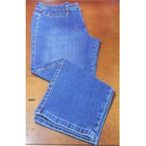 Calça Jeans Tamanho 52 / Capri - Com Lycra