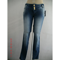 Calça Legue Jeans 3% Elastano - Deerf Tam: 40