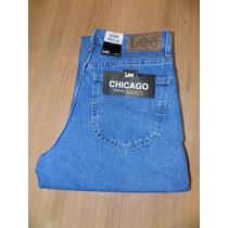 Calça Lee Chicago Original Revendedor Autorizado Tam:52 A 56