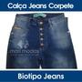 Calça Jeans Feminina Corpete - Biotipo Jeans