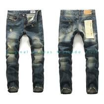Calça Jeans Masculina Importada Top 2016 - Grandes Marcas