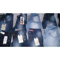 R$ 79,00 Calça Jeans Patogê Feminina Atacado Kit 10