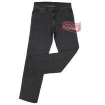 Calça Jeans Masculina Cowboy Cut Mistery Blue Com Elastano -