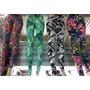 Kit 6 Calça Legging Suplex, Fitness, Ginastica, Atacado