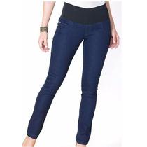 Calça Cigarrete Jeans Modeladora Handara Promoção
