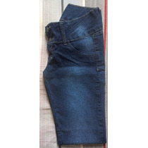 Calça Jeans Feminina M. Rosa Tamanho (40) Promoção