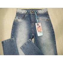 Calça Jeans Feminina Emporio Jeans.
