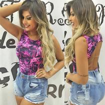 Shorts Jeans Hot Pants Sal E Pimenta Sj033