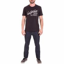 Calça Jeans Masculina Levis 522 Slim Taper Fit Importada